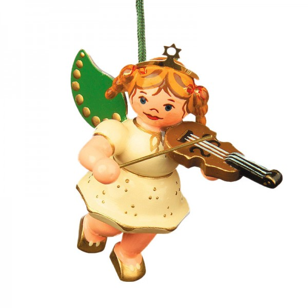 Baumbehang - Engel mit Geige