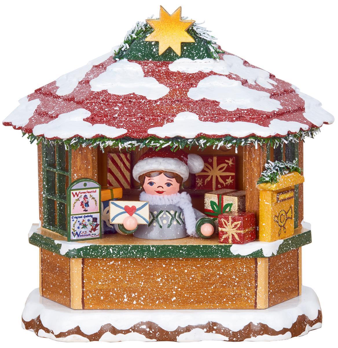 Winterhaus - Weihnachtspostamt