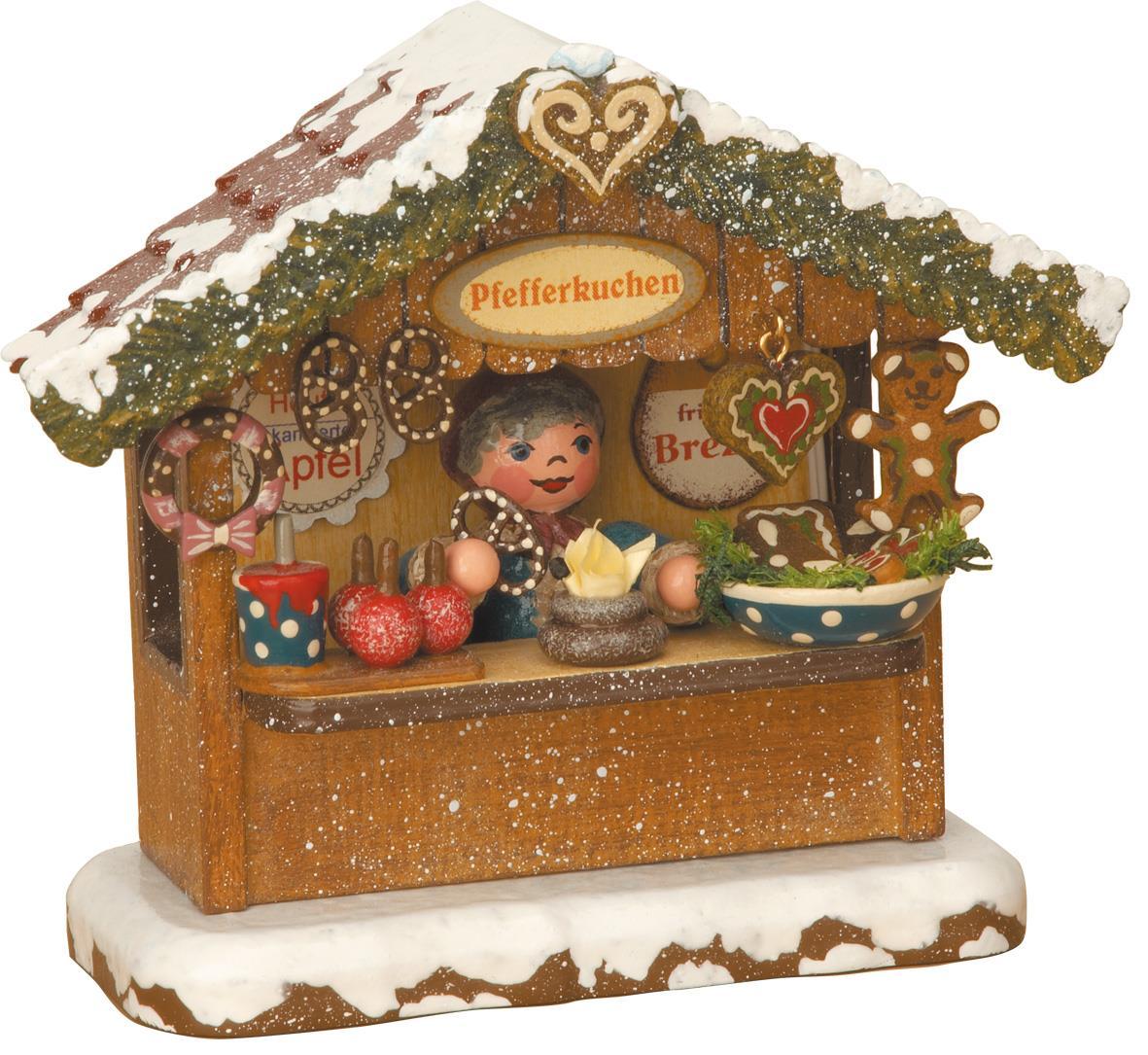 Winterhaus - Pfefferkuchenhäusel