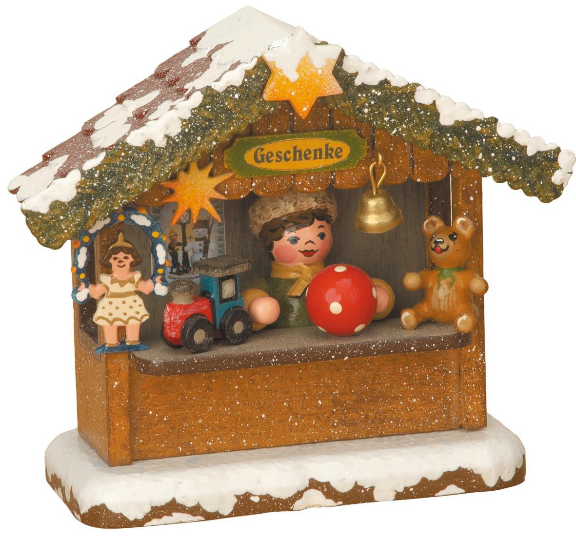 Winterhaus - Geschenkehäusel