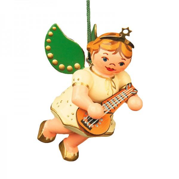 Baumbehang - Engel mit Mandoline
